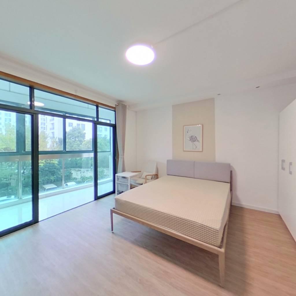 合租·新理想家园 4室1厅 南卧室图