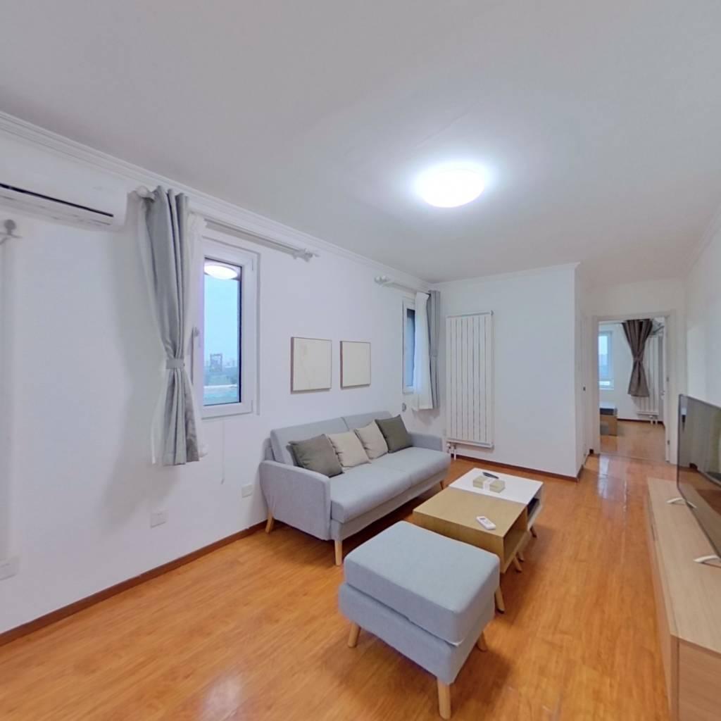 整租·东洲家园 2室1厅 南卧室图