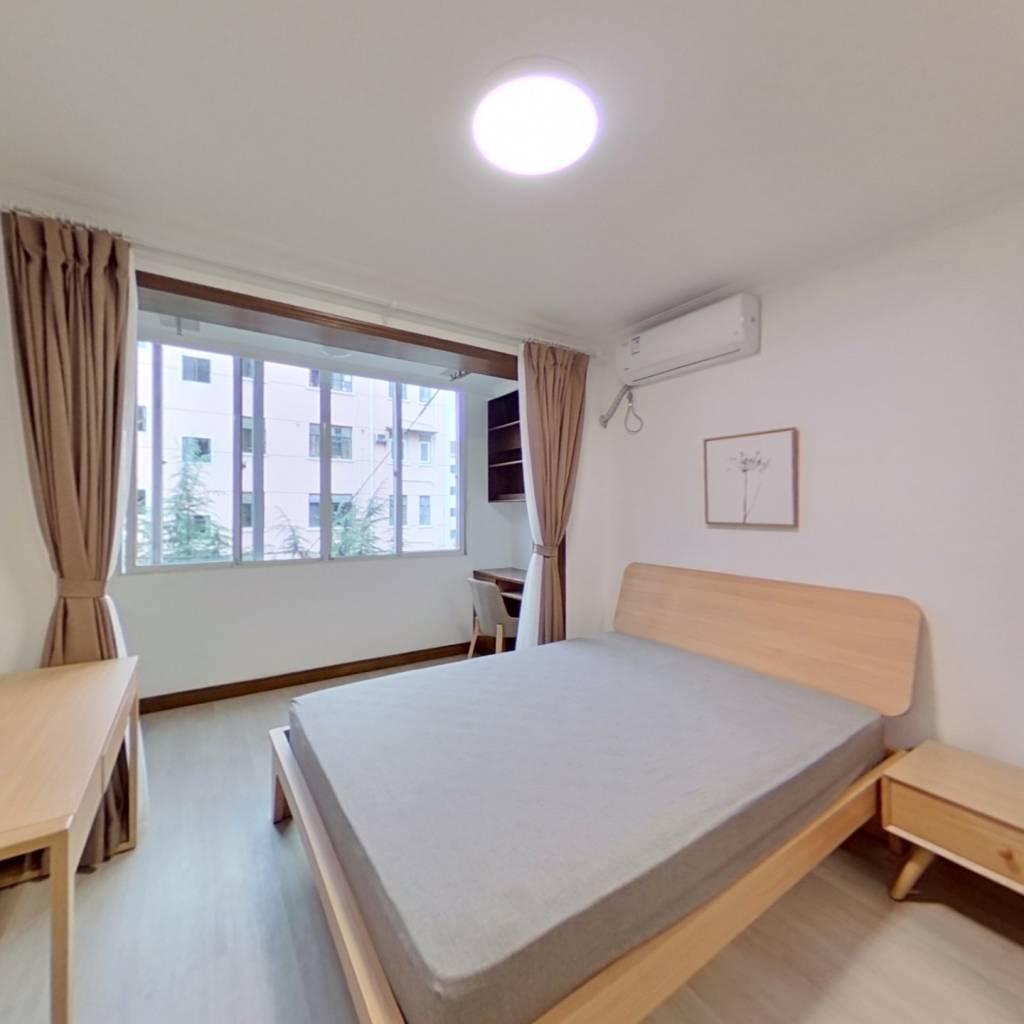 整租·锦苑小区(长宁) 1室1厅 南卧室图