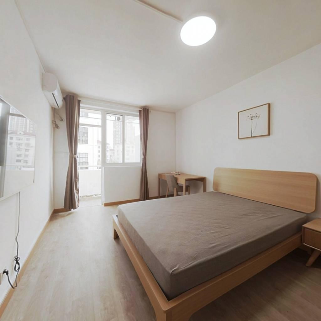 整租·局后小区 1室1厅 南卧室图