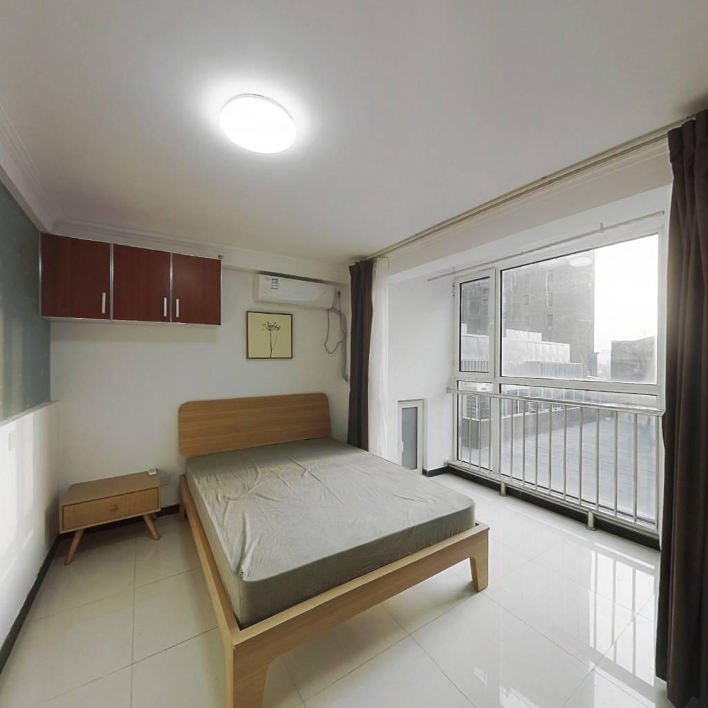 整租·八里庄路62号院 1室1厅 东卧室图