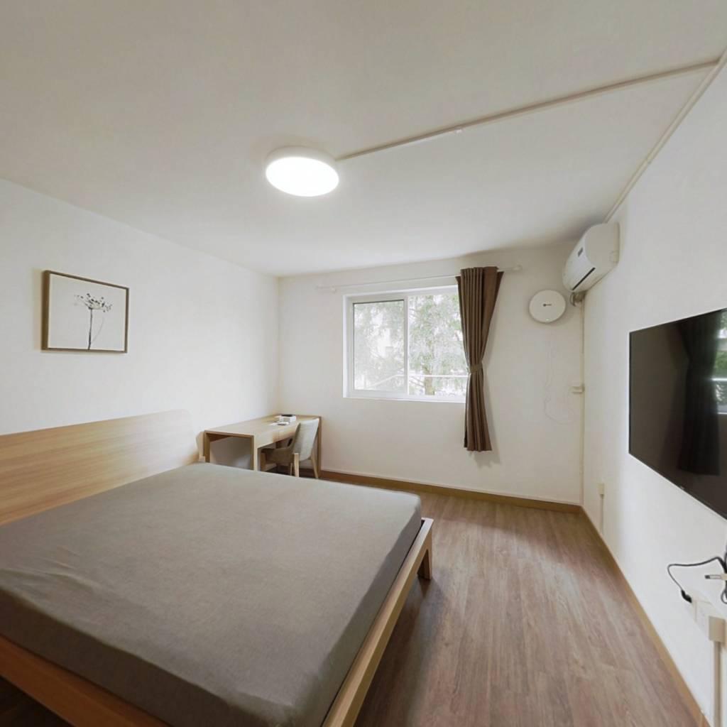 整租·日晖二村 1室1厅 南卧室图