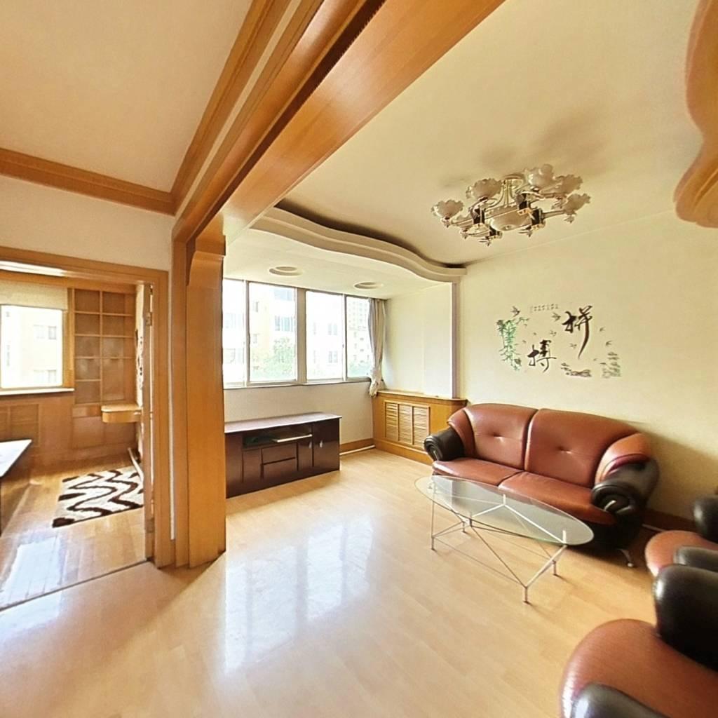 经纬西苑 一梯两户 南北通两居室 满两年 好楼层采光好