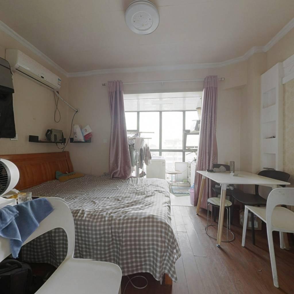 70年大产权住宅,一室房子,精装修,可自住,好出租