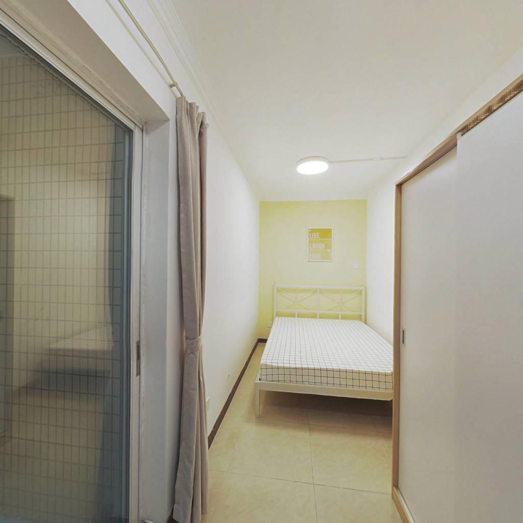 合租·富力天朗明居N区 3室1厅 南卧室图