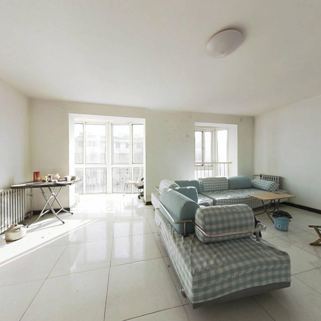 沁园春景南北三居室户型方正没有浪费面积周边配套齐全