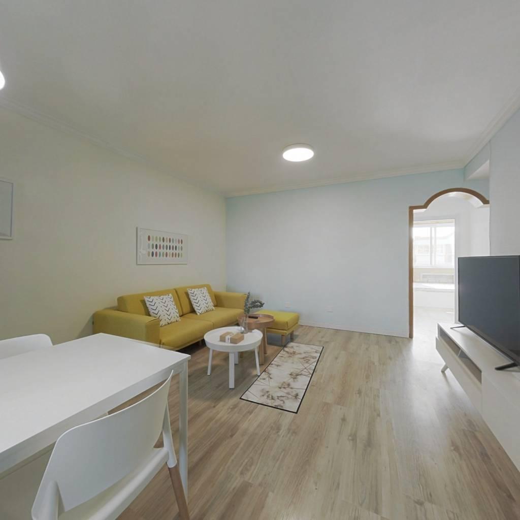 整租·云趣园一区 2室1厅 南北卧室图