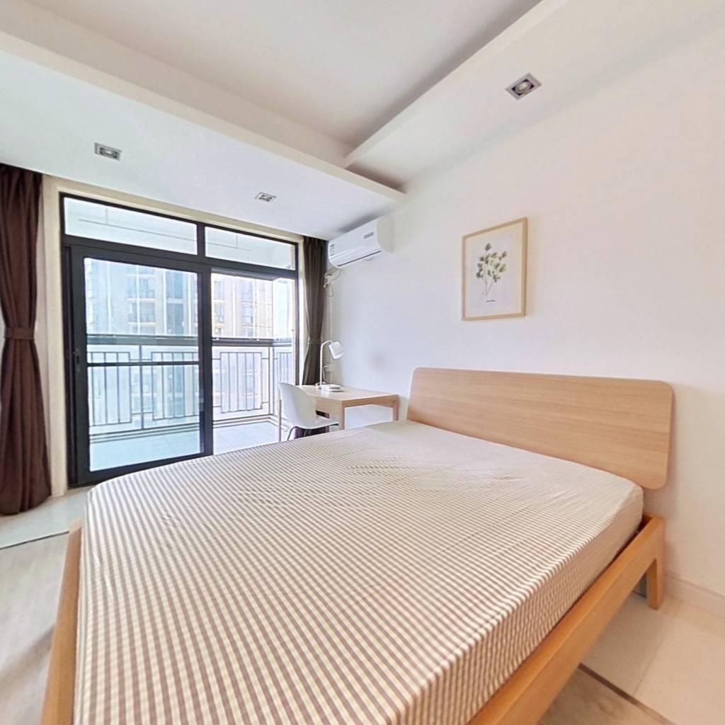 合租·新都汇 5室1厅 南卧室图