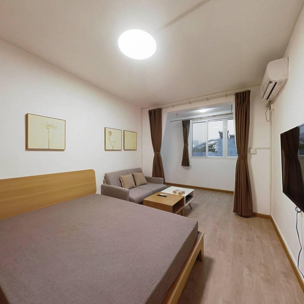整租·新门口18号 2室1厅 南北卧室图