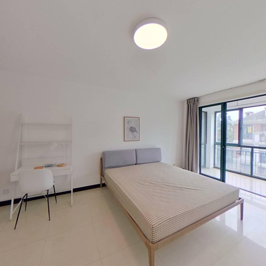 合租·金港花园(公寓) 4室1厅 南卧室图