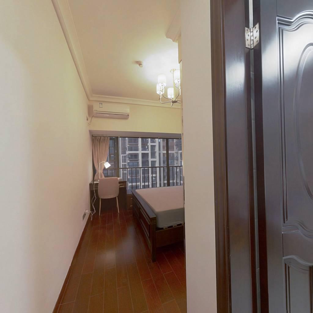 合租·信义嘉御山5期 4室1厅 北卧室图