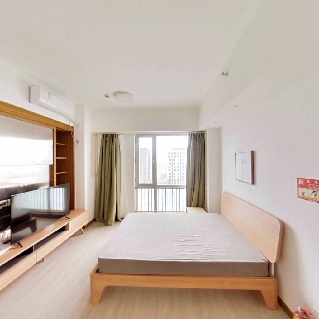 整租·万达广场(周浦) 1室1厅 北卧室图