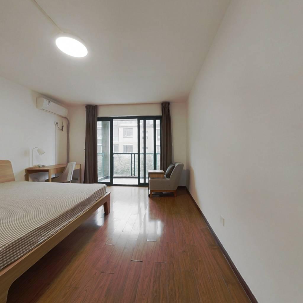 合租·湘湖人家 5室1厅 北卧室图