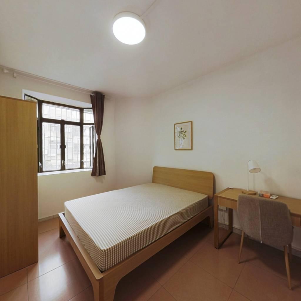 合租·新秀村南区 5室1厅 北卧室图