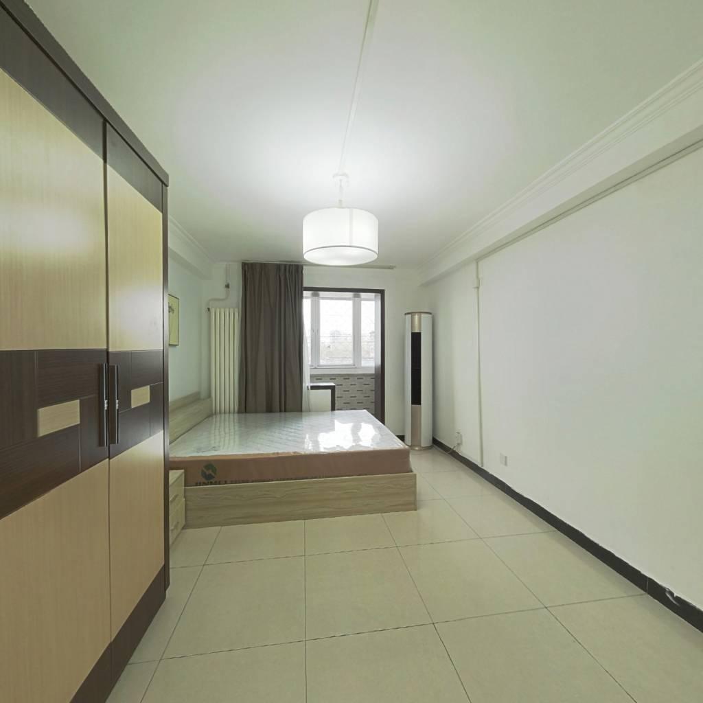 整租·慧忠里 2室1厅 东卧室图