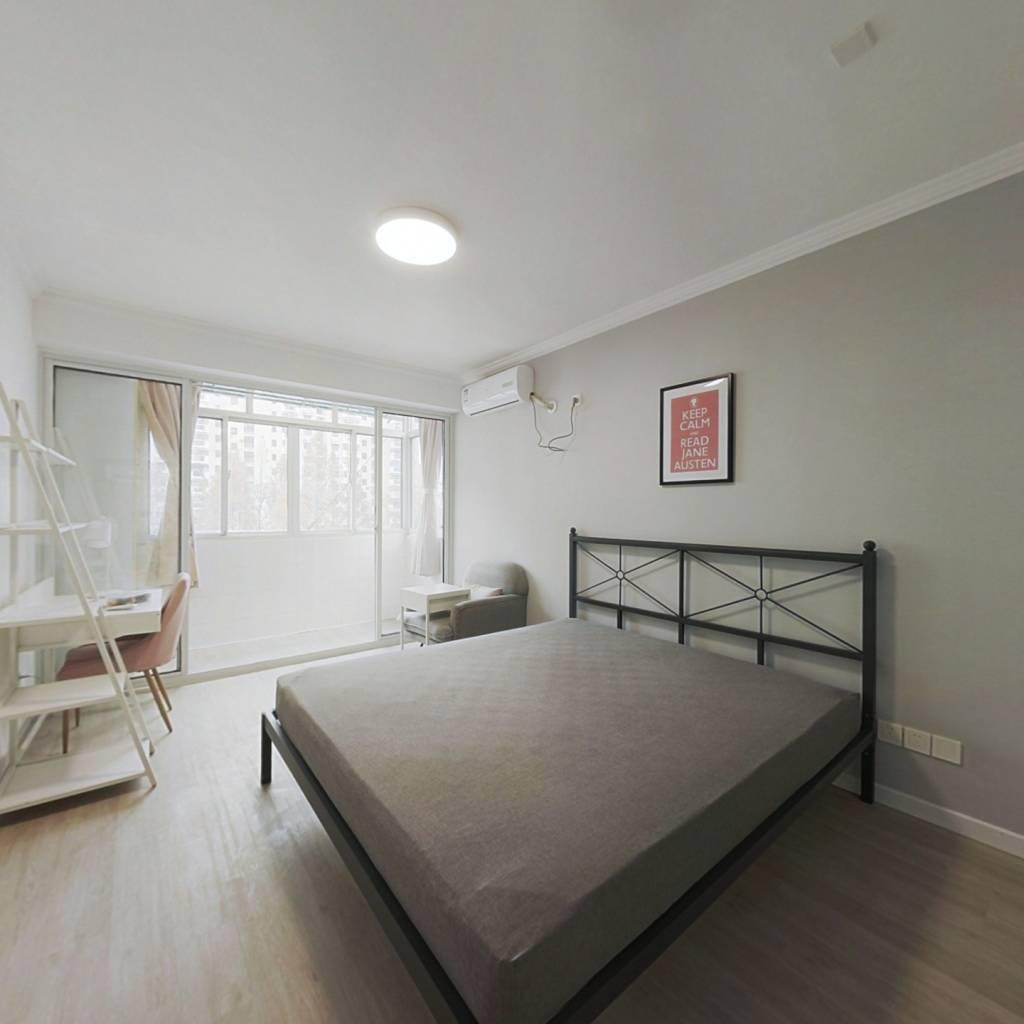 合租·姚西小区 2室1厅 北卧室图