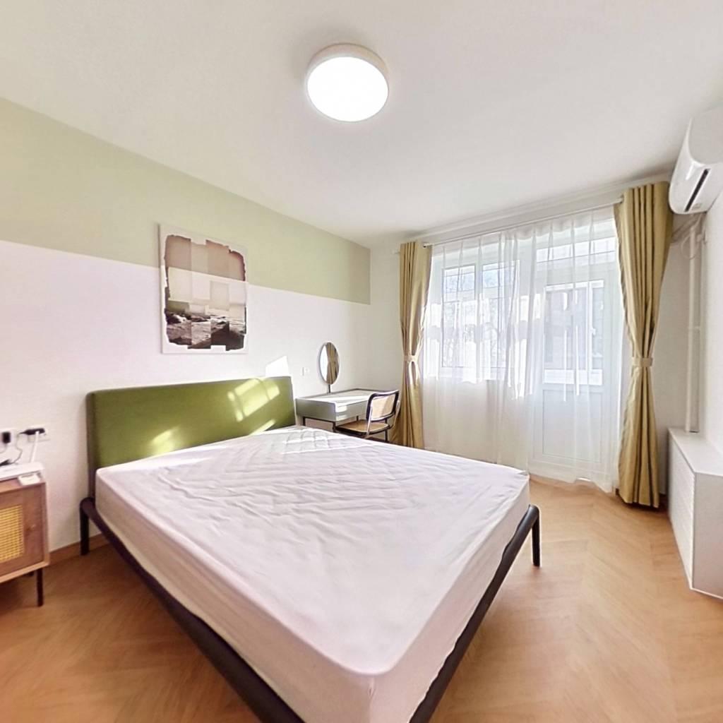 整租·安贞里 1室1厅 南卧室图