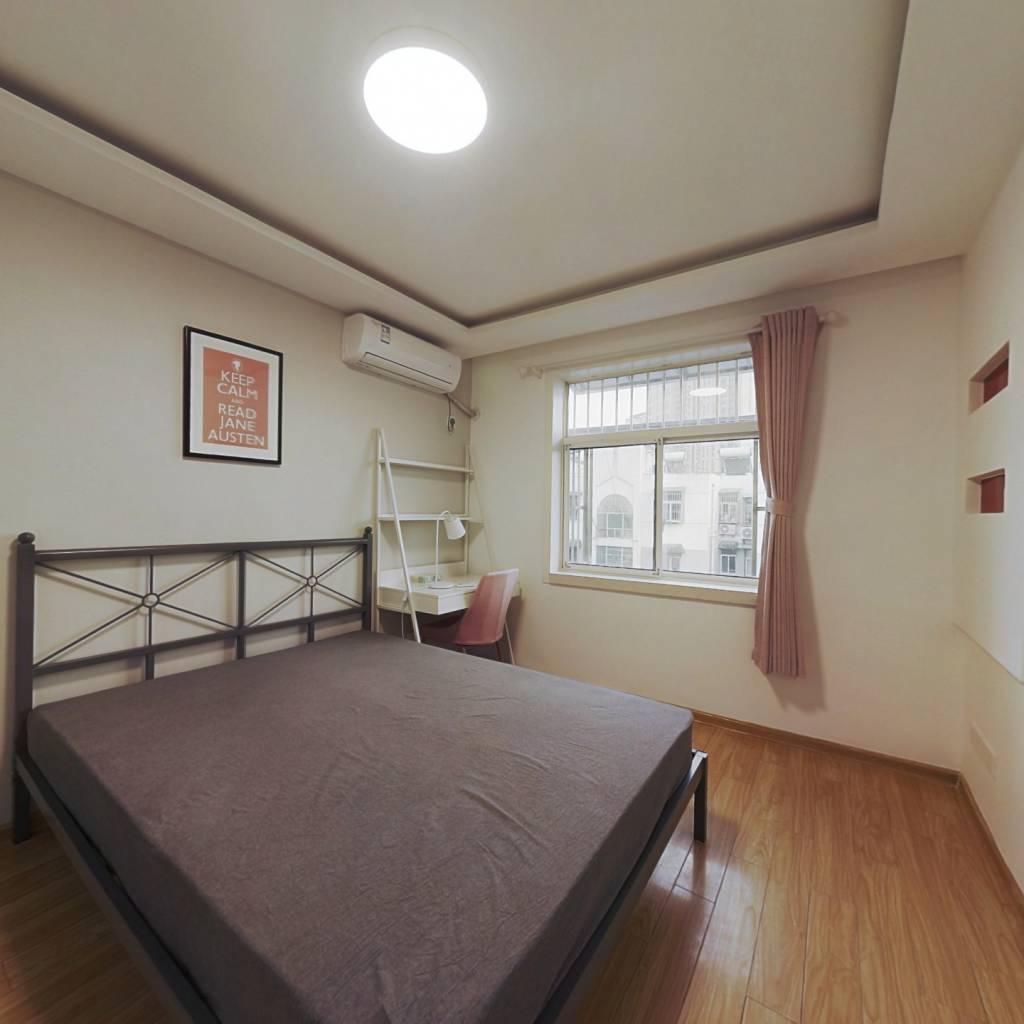 合租·虹苑新寓三村 3室1厅 南卧室图