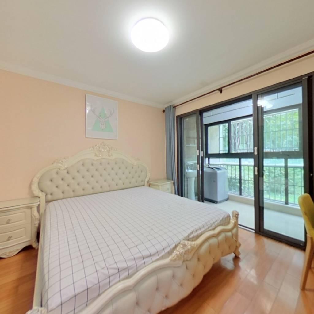 整租·万达城市公寓 2室1厅 南卧室图