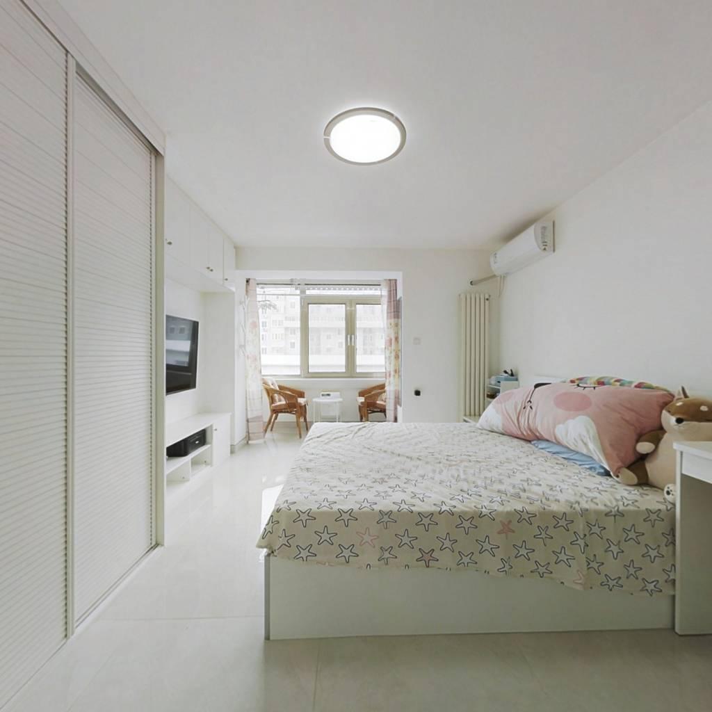 中关村东路 南北通透两居室 精装修 靠谱出售 看房方便
