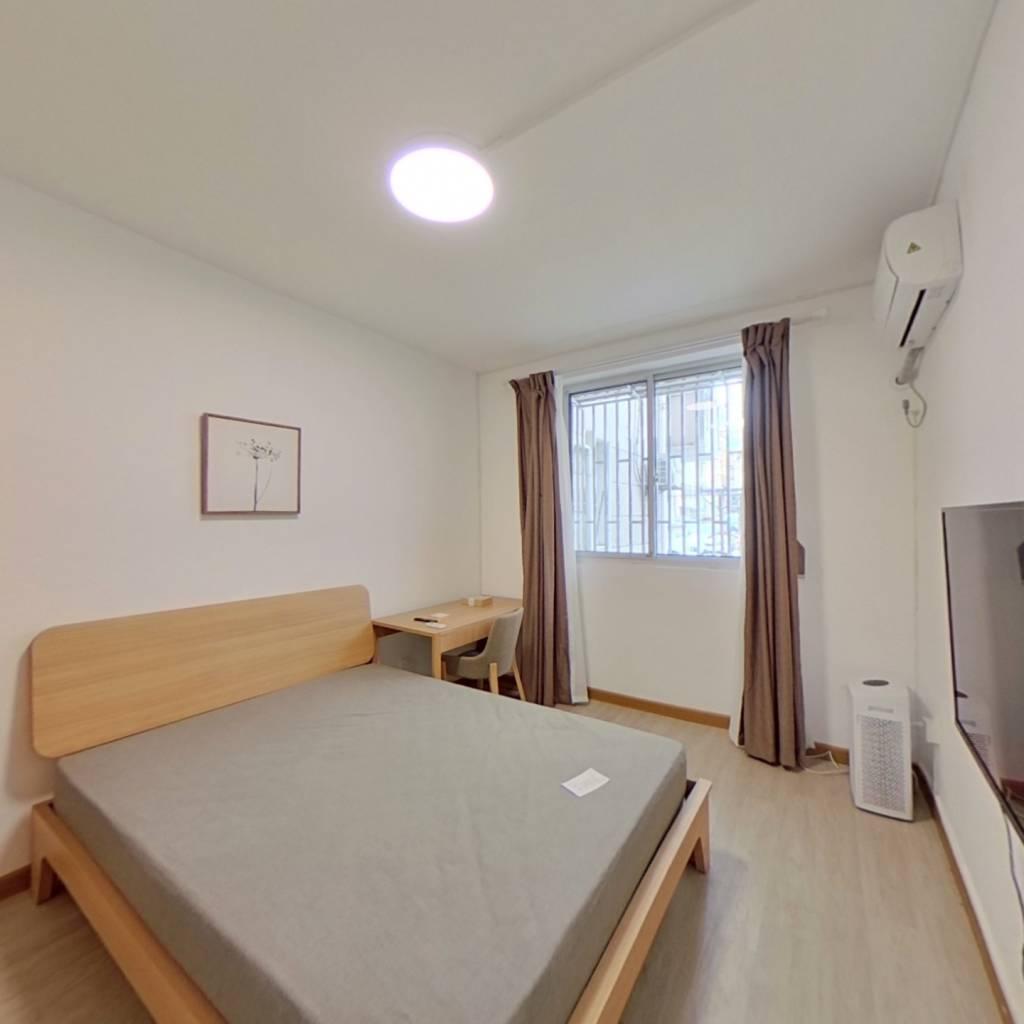 整租·明园村小区 2室1厅 南卧室图
