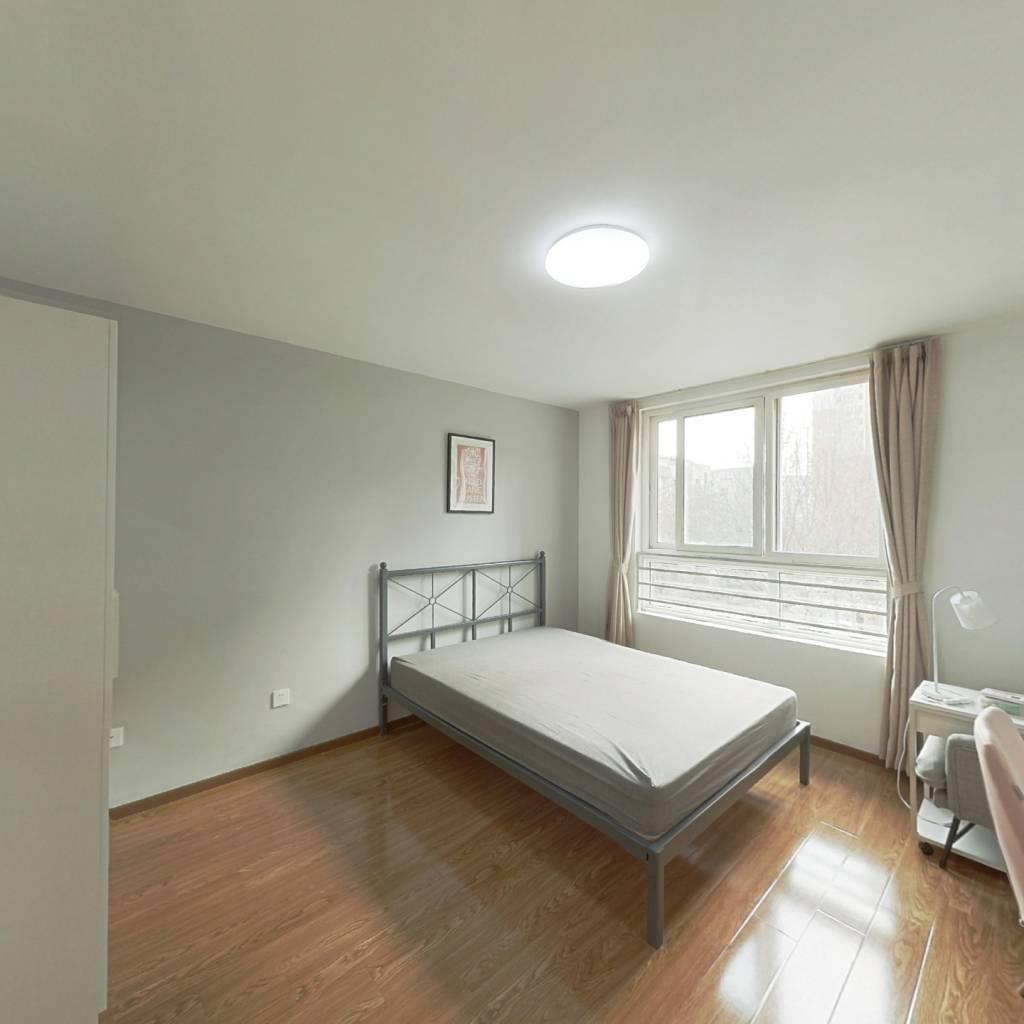 合租·芍藥居北里 3室1廳 南臥室圖