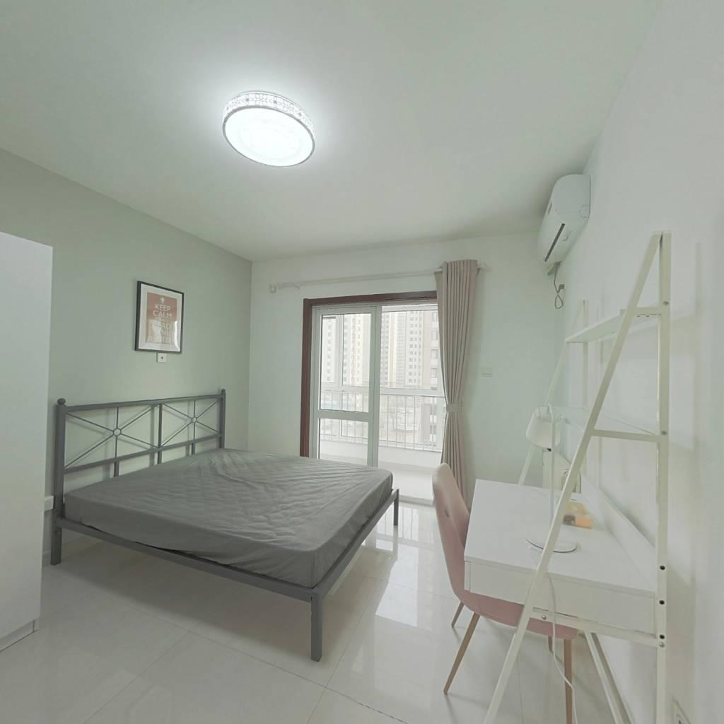 合租·国兴佳园 4室1厅 南卧室图