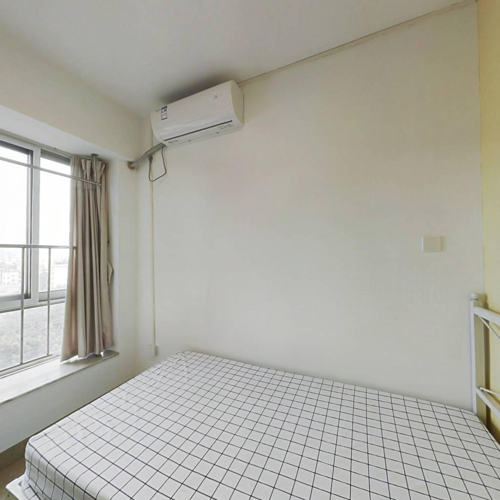 合租·天雅居 4室1厅 南卧室图