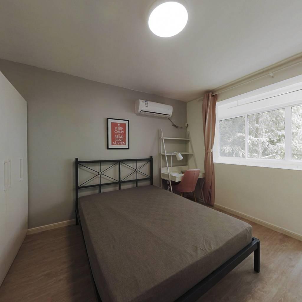 合租·国和苑 3室1厅 东卧室图