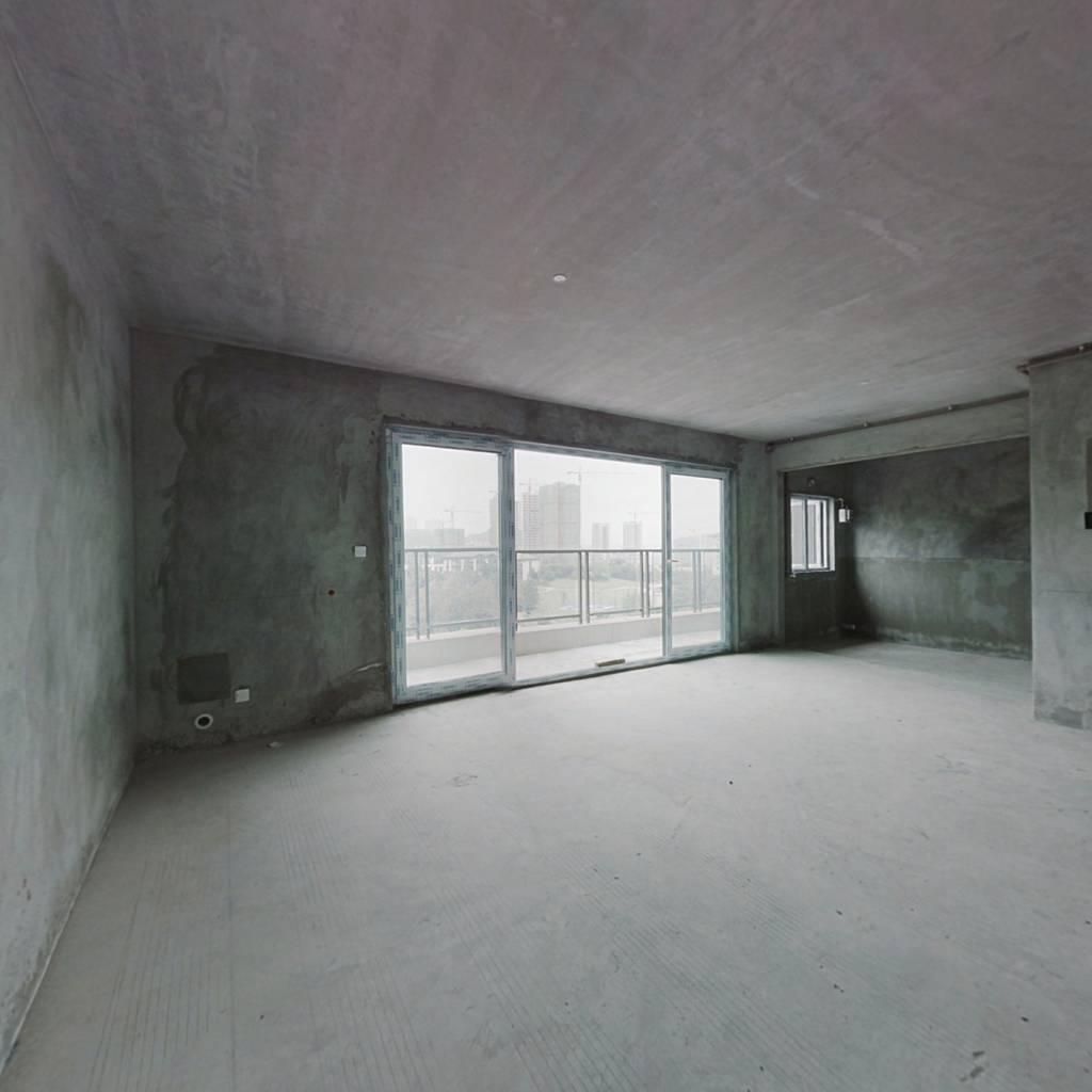 滨江新城临湖顶楼,小区环境优美,楼盘品质高