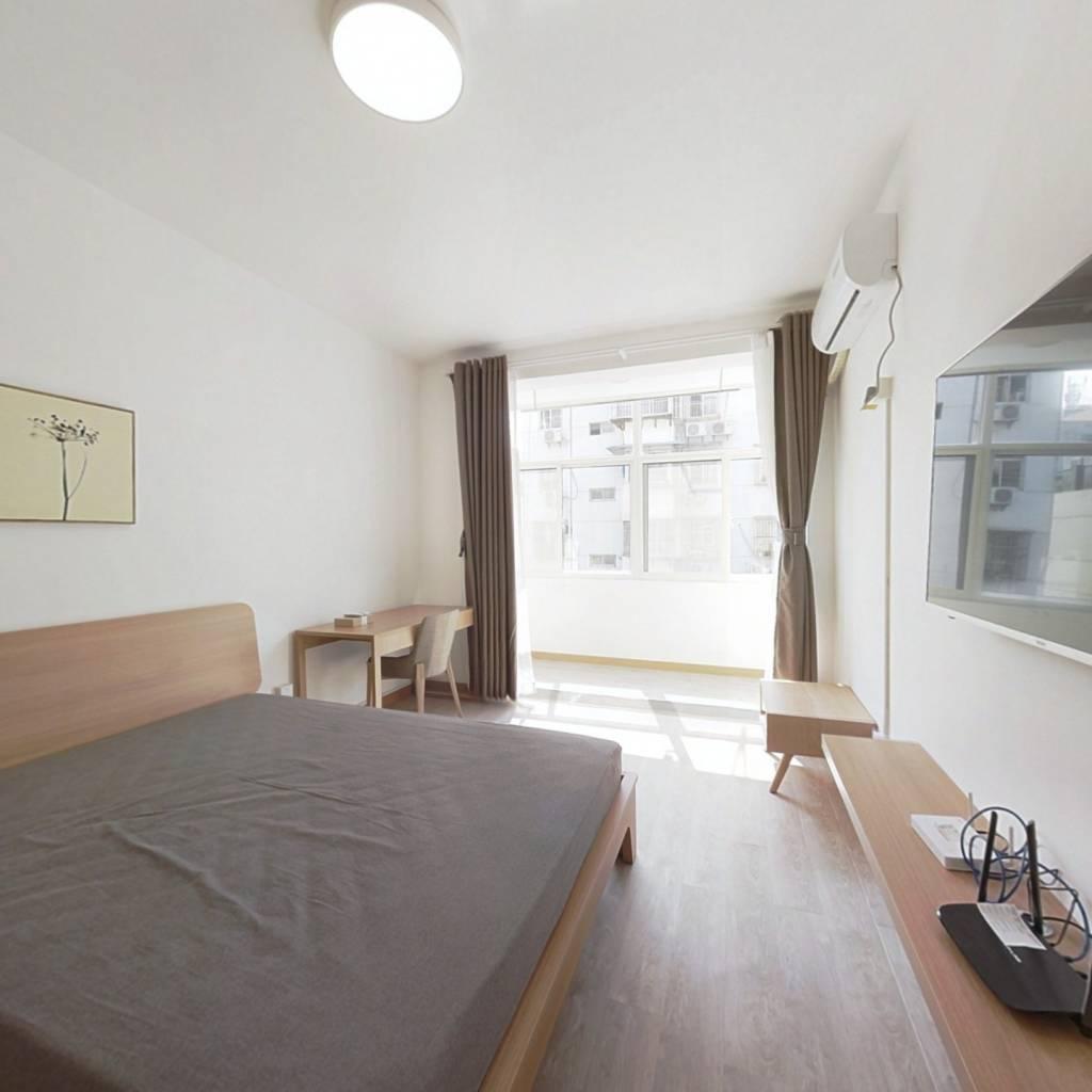 整租·三条巷(秦淮) 2室1厅 南北卧室图