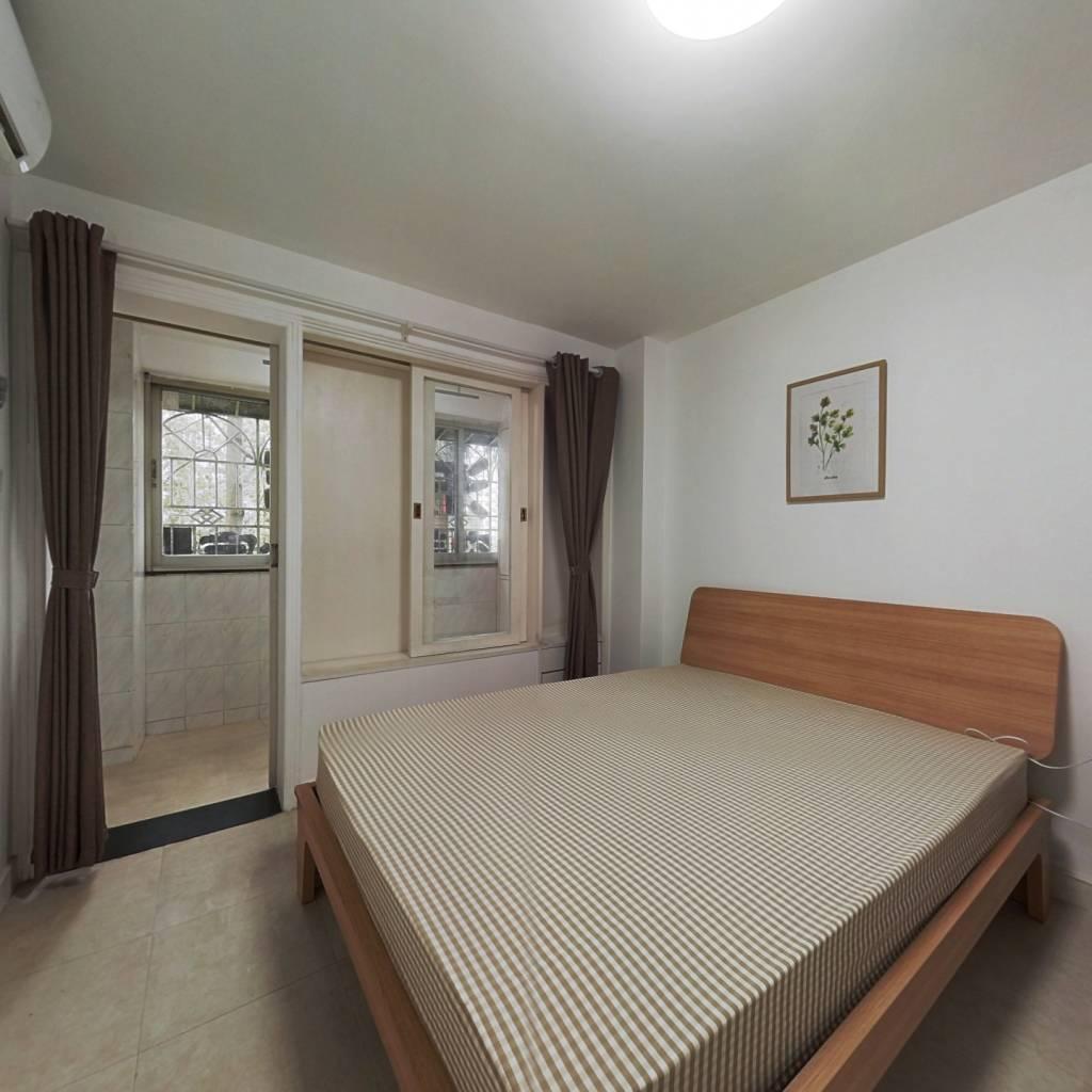 合租·高达苑 4室1厅 南卧室图