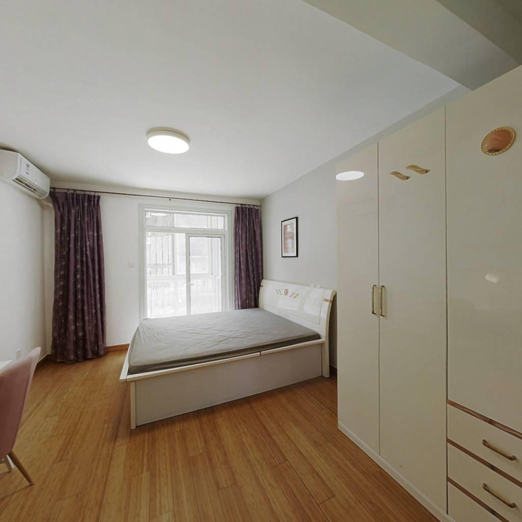 合租·DBC加州小镇 2室1厅 北卧室图