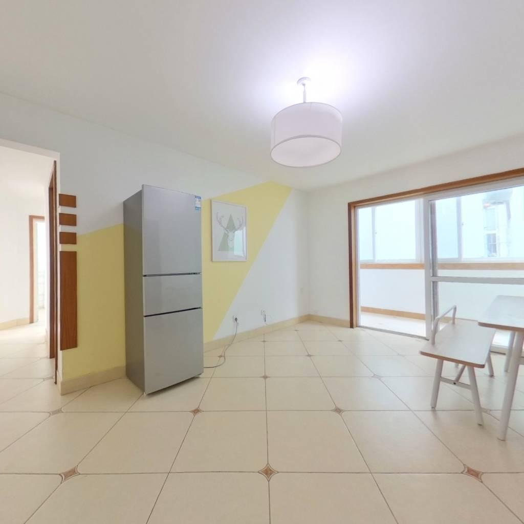 合租·天桥北里 3室1厅 西卧室图