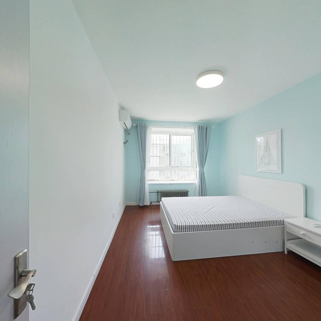 整租·周庄嘉园东里B区 2室1厅 南北卧室图