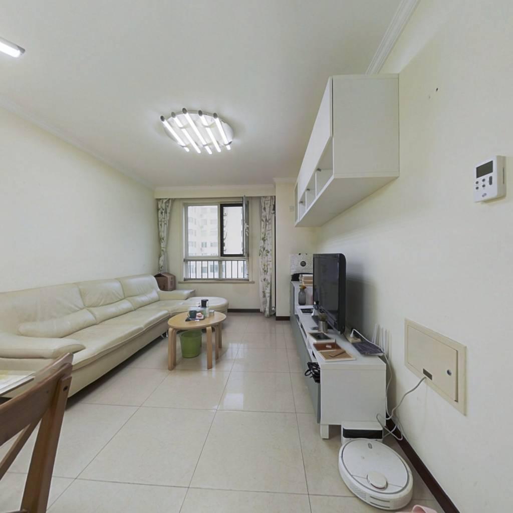 海淀九号一居室朝东中层户型好——居住舒适度高
