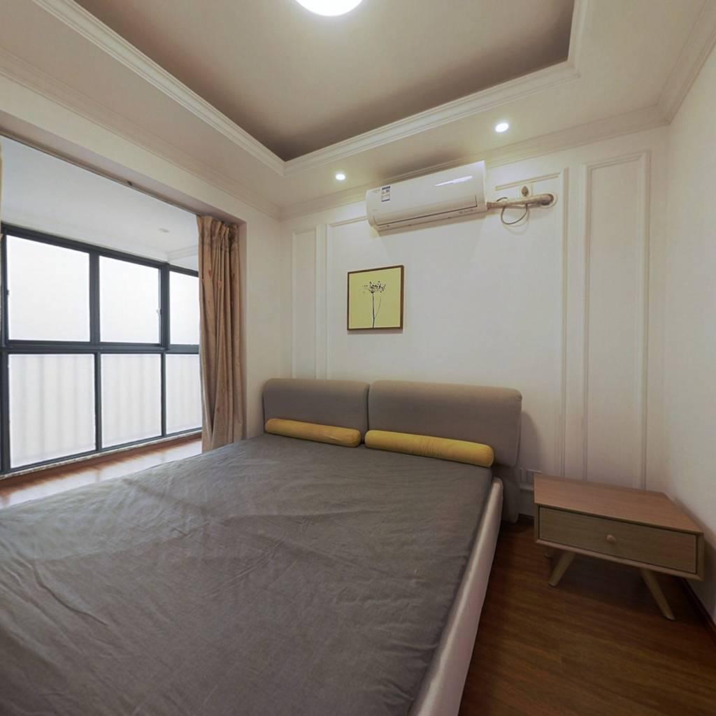 整租·宏明锦苑一二期 2室2厅 西卧室图
