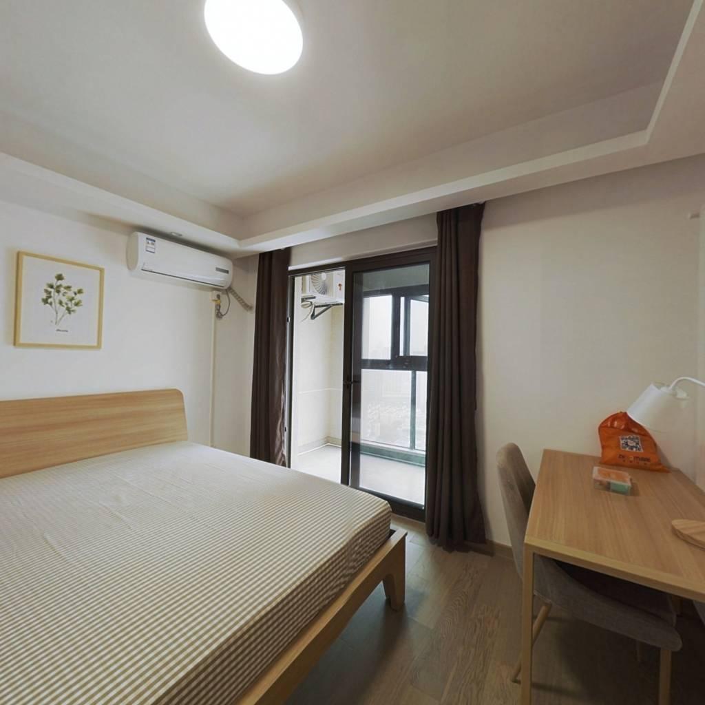 合租·中城悦城二期 4室1厅 南卧室图