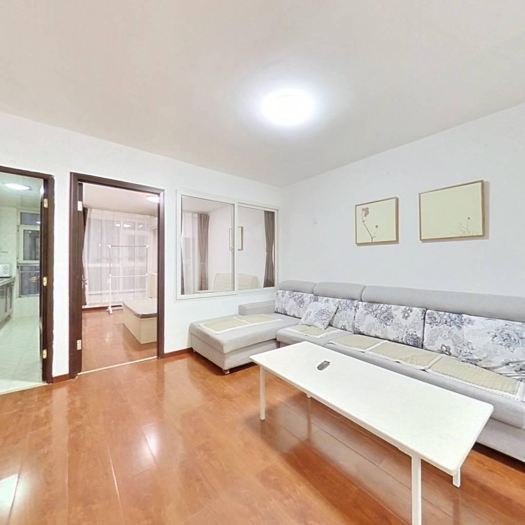 整租·天下儒寓 1室1厅 西卧室图