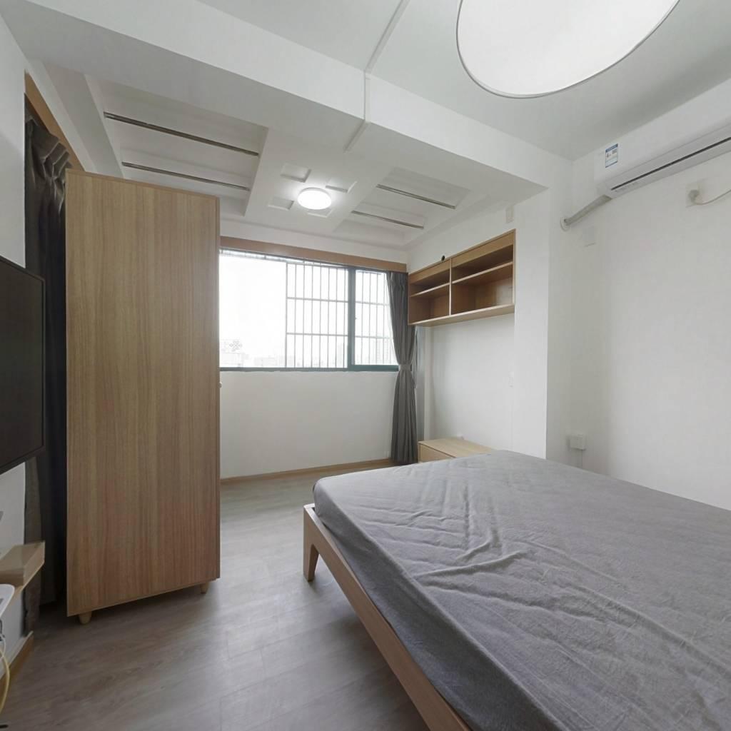 整租·平安居 2室1厅 东卧室图