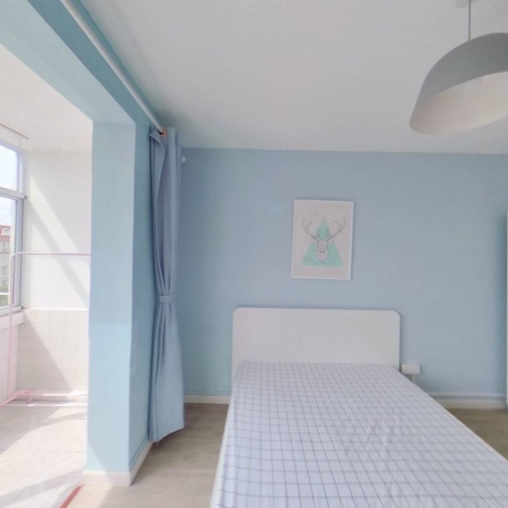 整租·荣乐小区 2室1厅 南卧室图