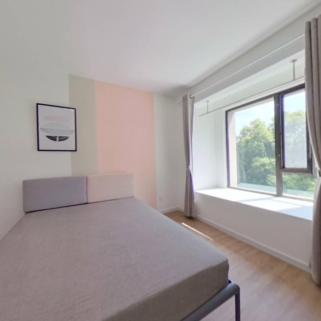 合租·臻品嘉园(公寓) 5室1厅 北卧室图
