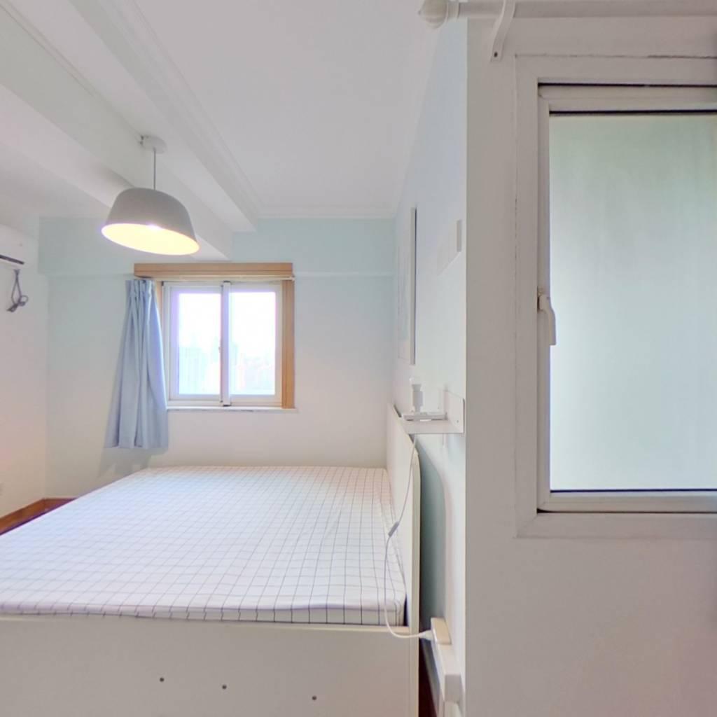 整租·华山花苑 1室1厅 北卧室图