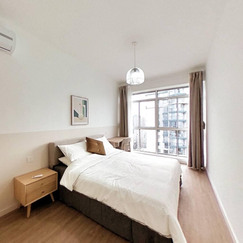 整租·嘉汇广场 2室1厅 西卧室图