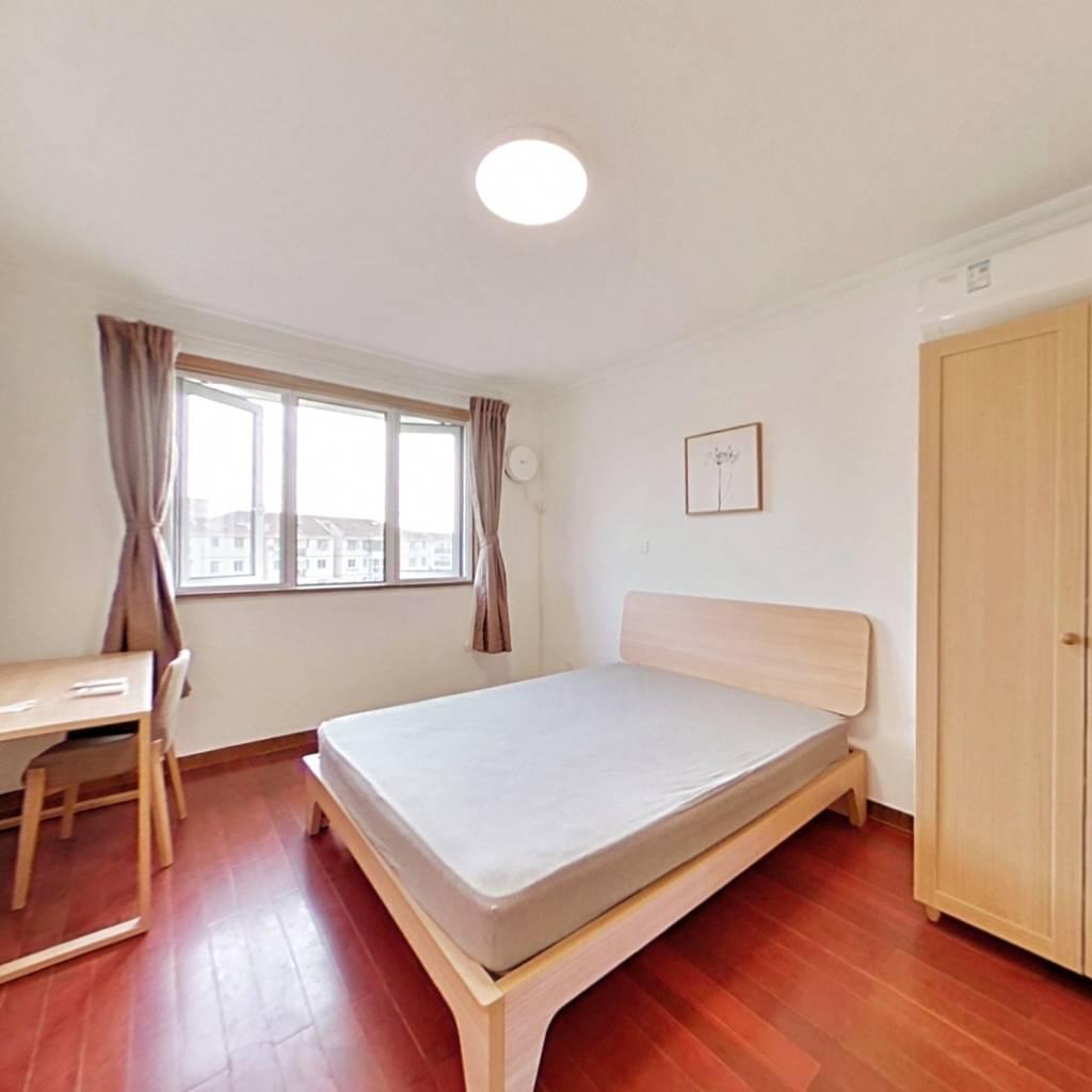 整租·绿波城 1室1厅 南卧室图