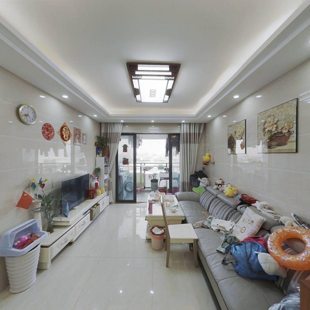 逸丰华庭精装南向两房 好楼层 靓户型 带家私家电