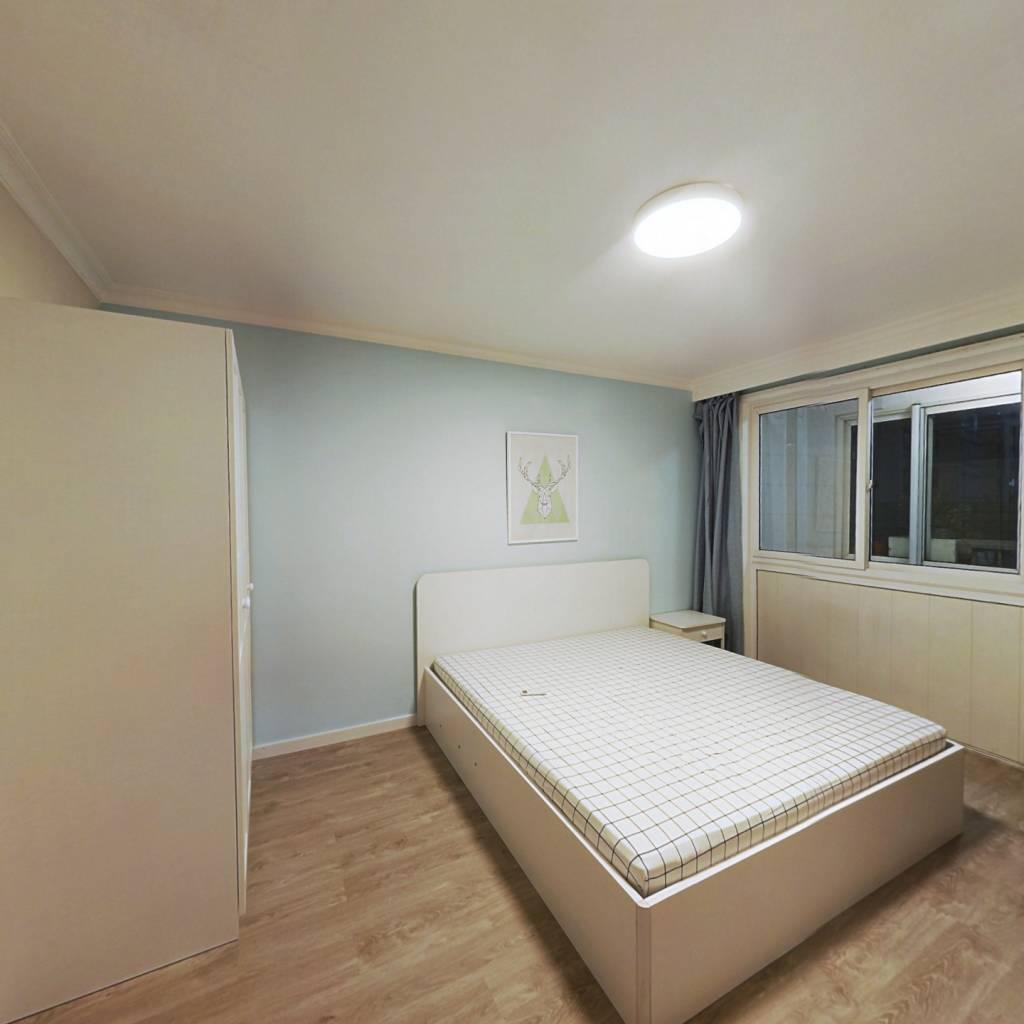 整租·康宁大楼 2室1厅 南卧室图