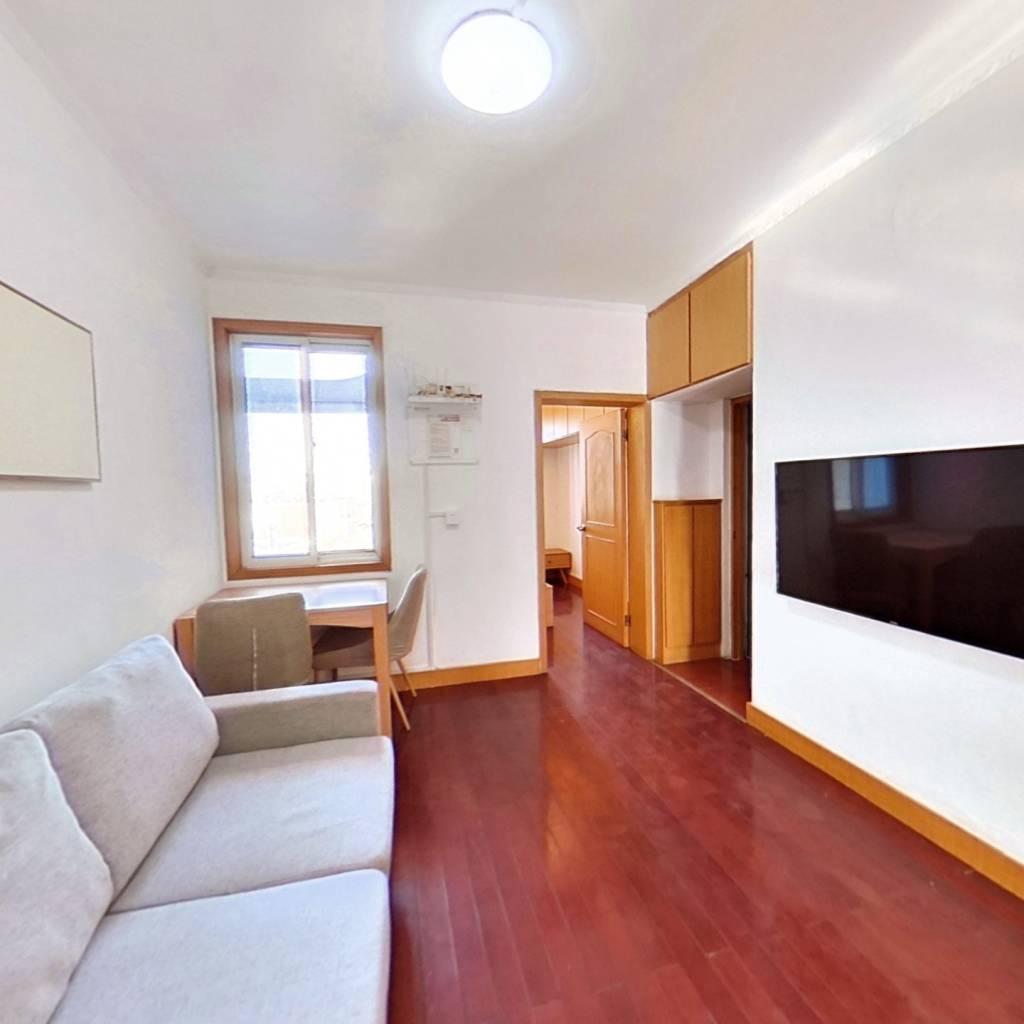 整租·花园路7号 2室1厅 南卧室图