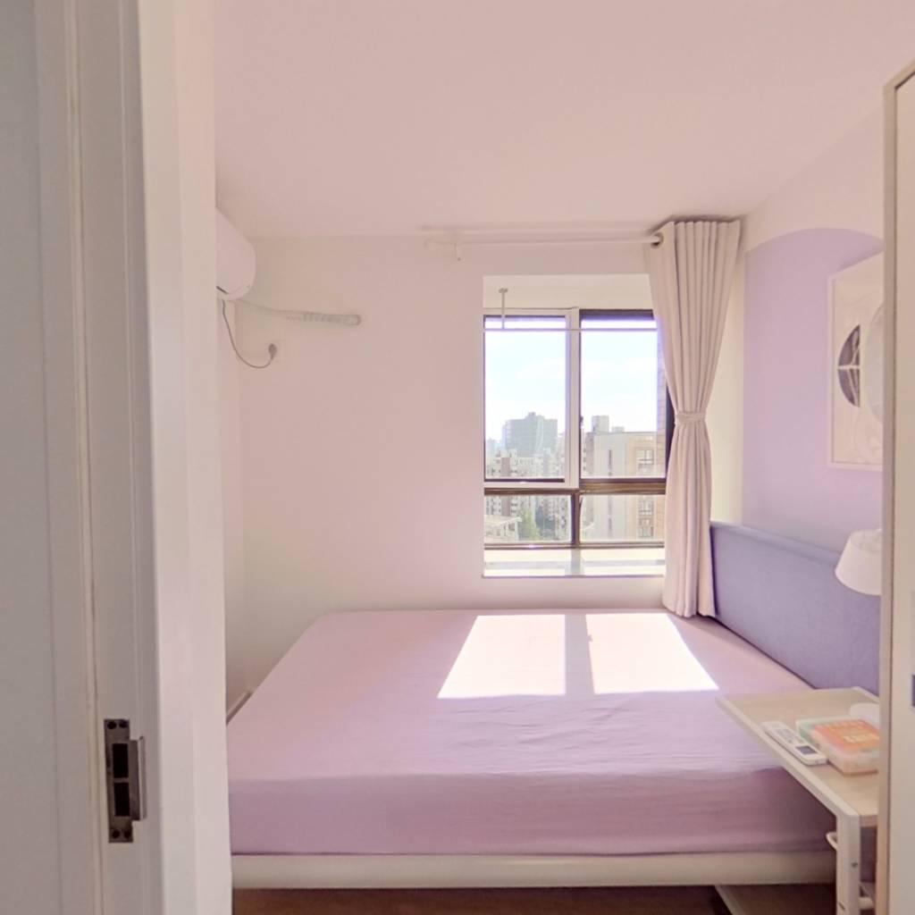合租·阳明新城 4室1厅 东南卧室图