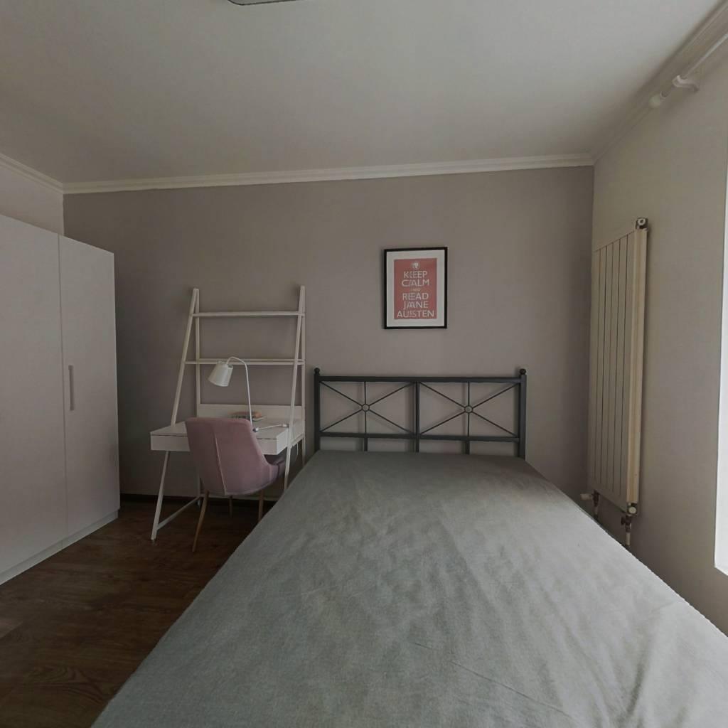 合租·昆俞欣园 3室1厅 南卧室图